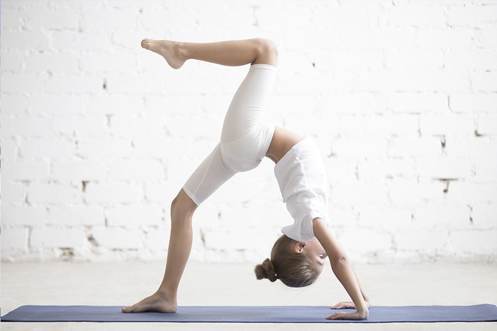clases de yoga para niños en valencia