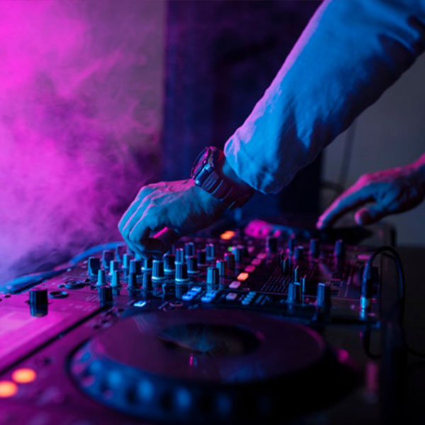 DJ festival Mi tierra